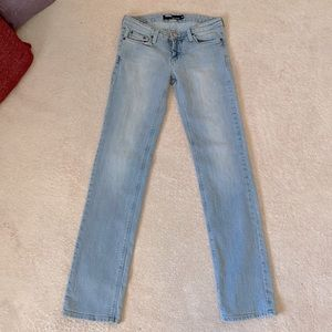 Urban Outfitters BDG Slim Straight Jeans 27